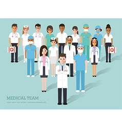Medical and hospital icons vector