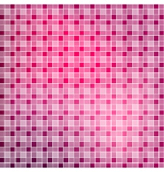 abstract tile red vector image
