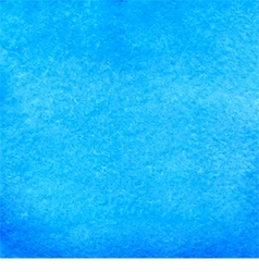 Watercolor light blue background vector