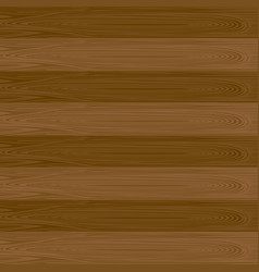 Brown wood bacground icon vector