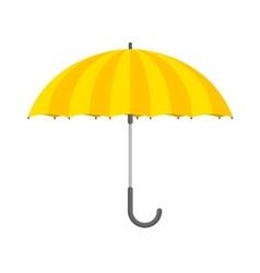 icon umbrella vector image vector image