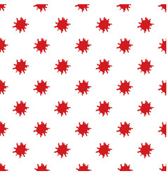 Large pool of blood pattern vector