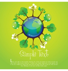 Global recycle vector