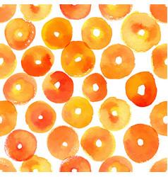 Watercolor spot pattern vector