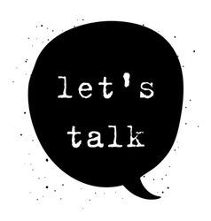 Lets talk vector