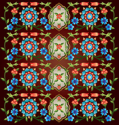 Ottoman motifs design series fifty eight version vector