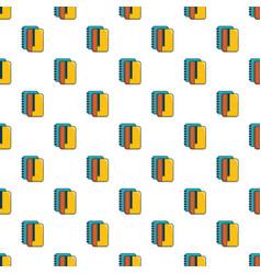 Copybook pattern seamless vector