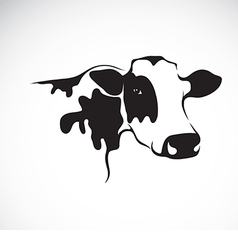 image of an cow vector image vector image