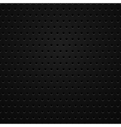 Seamless carbon fiber texture vector image vector image