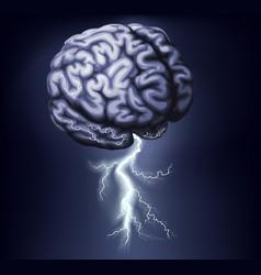 Brain storm vector