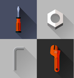 tool equipment icon vector image
