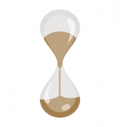 hour watch vector image vector image