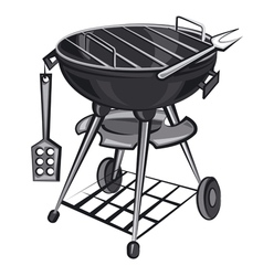 Grill vector