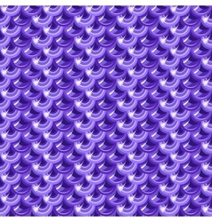 Seamless violet river fish scales vector