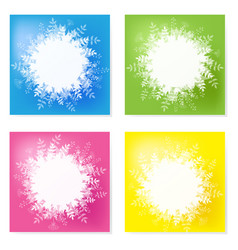 colorful background for holidays pink blue vector image vector image