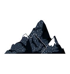 White background with dark blue hand drawn vector