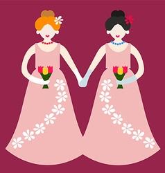 bride 01 vector image