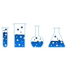 Chemical test-tube vector