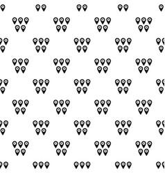 Pointer marks pattern vector