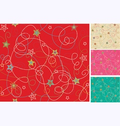 pattern print vector image