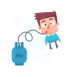 Lighter than helium vector