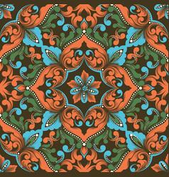 Zentangle seamless pattern element vector