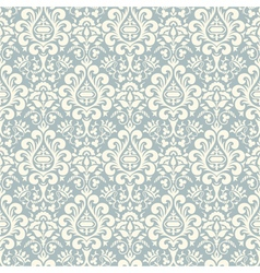 Seamless background in the victorian style vector