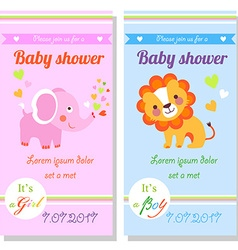 BabyShow2 vector image vector image