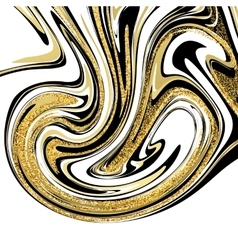 Marbling Texture For vector image vector image