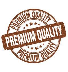 Premium quality stamp vector
