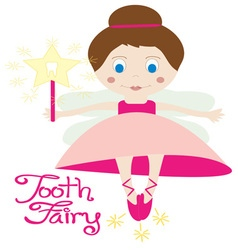 Tooth fairy vector