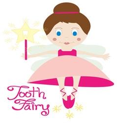 Tooth fairy vector