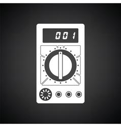 Multimeter icon vector