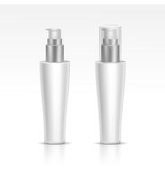 Blank Spray Bottle vector image