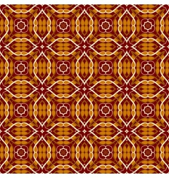 ethnic modern geometric seamless pattern ornament vector image