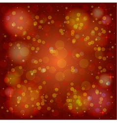 abstract background bokeh vector image vector image