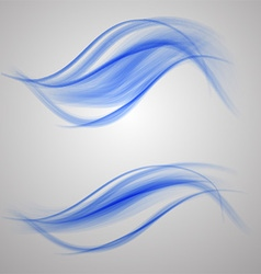 Abstract lines for background vector image vector image