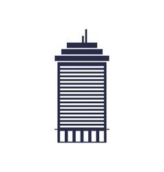 Business center symbol vector