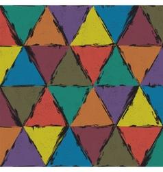Seamless grunge pattern background vector