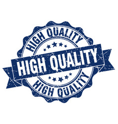 high quality stamp sign seal vector image vector image
