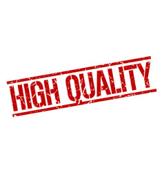 High quality stamp vector