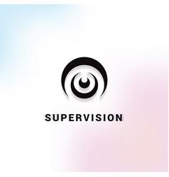 simple logo vector image