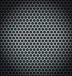 Metal cell background design template vector