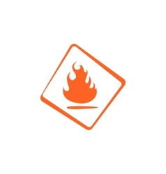 Flammable vector