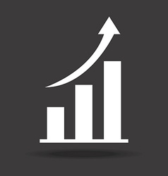 growth design vector image