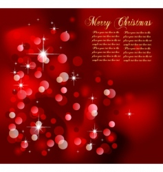 Christmas graphic vector image