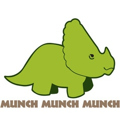 Munch munch vector