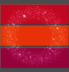 shine vector image vector image