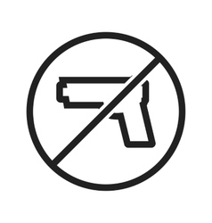No weapons vector