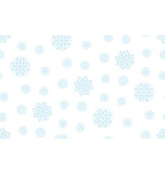 Classic template for christmas greeting seamless vector